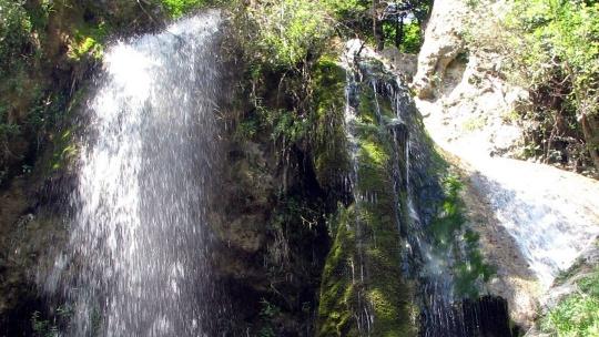 Водопад Су-Учхан в Приморском