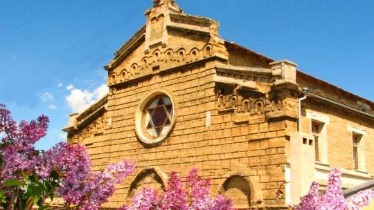 Синагога «Егия-Капай» в Евпатории