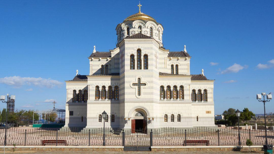 Владимирский собор по Севастополю