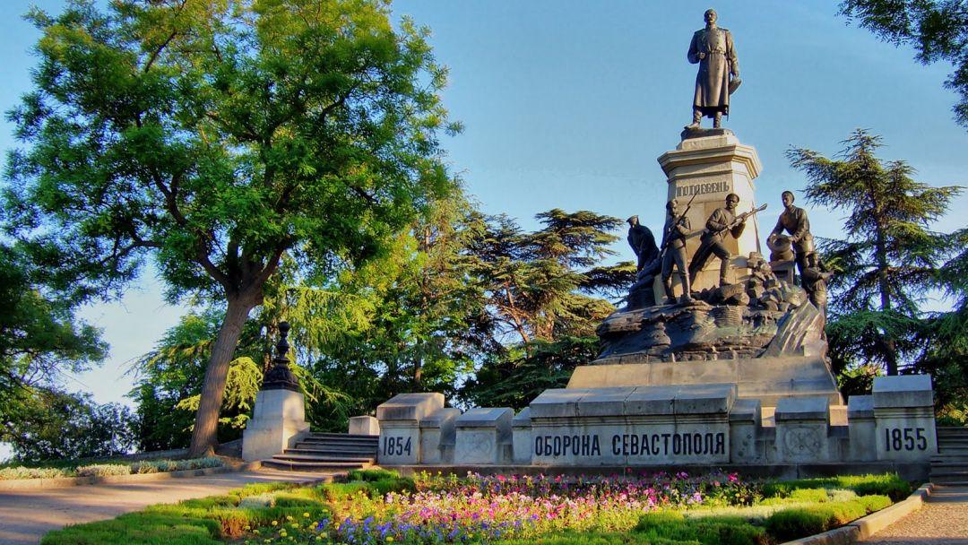 Исторический бульвар по Севастополю