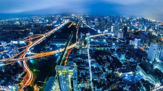 Экскурсия Бангкок с высоты птичьего полета в Бангкоке