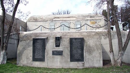 """Народный музей """"11-ая береговая батарея"""" по Севастополю"""