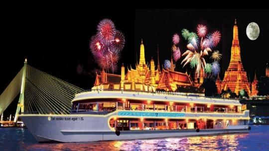 Экскурсия Круиз по реке Чао-Прайя с ужином в Бангкоке