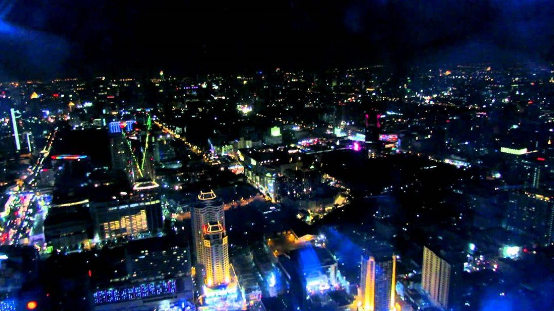 Бангкок с высоты птичьего полета - фото 4