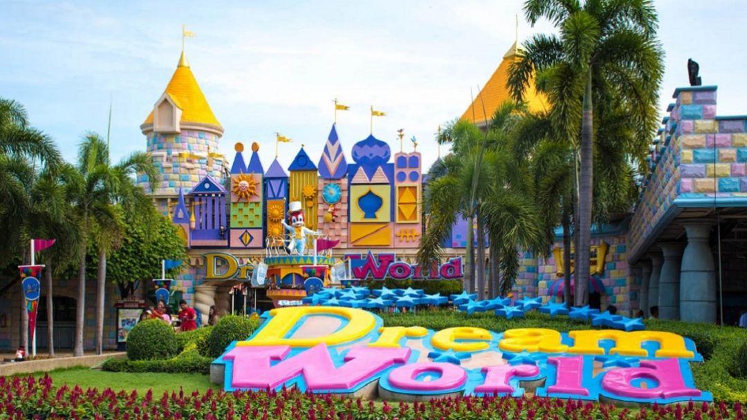 """Парк """"Dream World"""" в Бангкоке"""