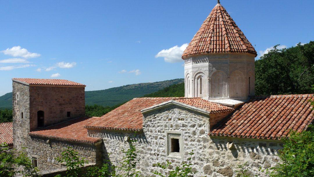 Монастырь Сурб-Хач в Судаке
