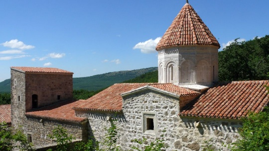 Монастырь Сурб-Хач в Алуште