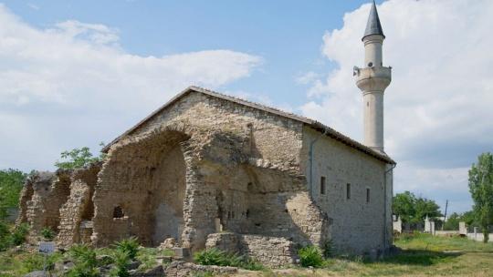 Мечеть Хана Узбека в Судаке