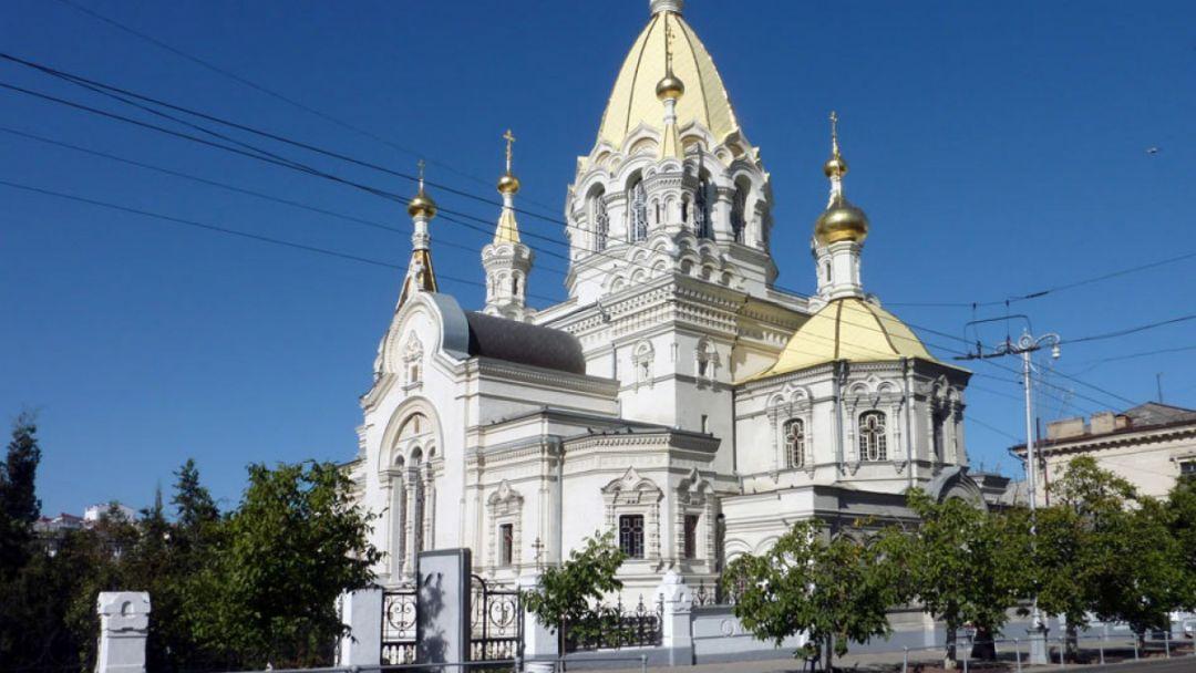 Покровский собор по Севастополю