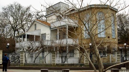 Дом-музей Максимилиана Волошина по Севастополю