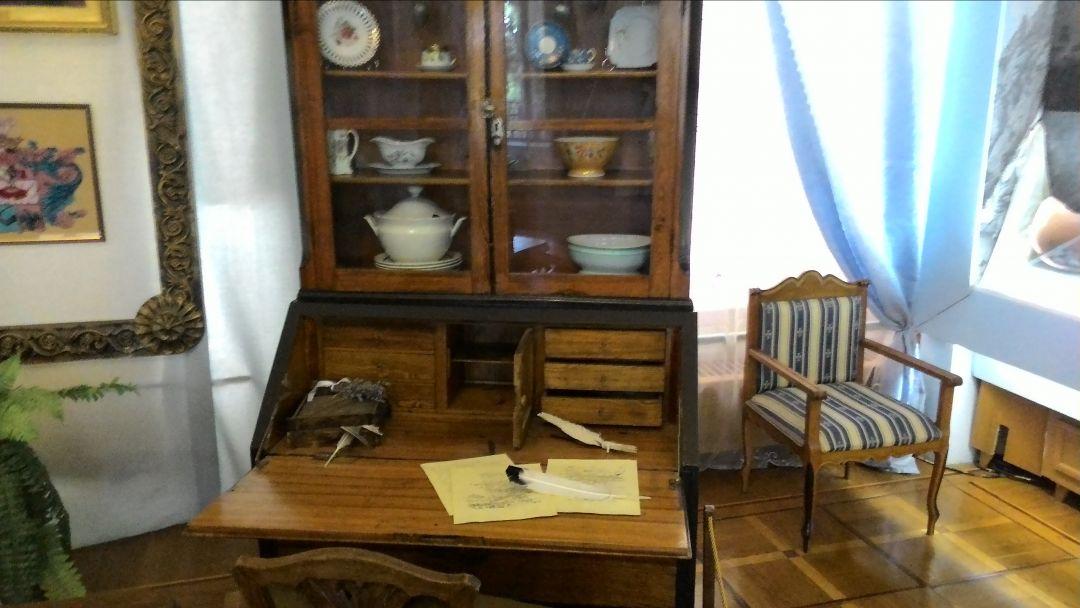 Музей А. С. Пушкина в Гурзуфе в Гурзуфе