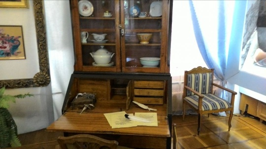 Музей А. С. Пушкина в Гурзуфе в Алупке