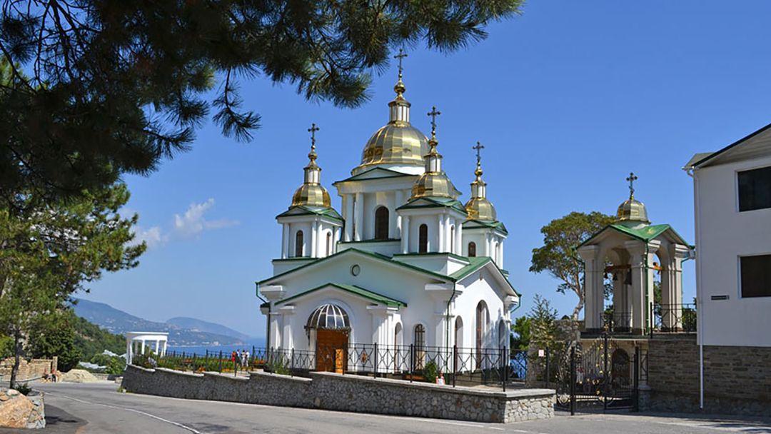 Храм Святого Архистратига Михаила по Ореанде