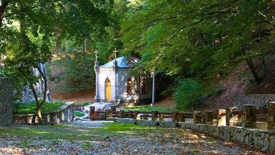Монастырь св. Косьмы и Дамиана по Никите
