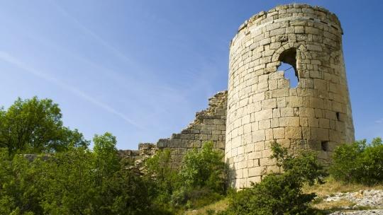 Сюйреньская крепость в Ореанде