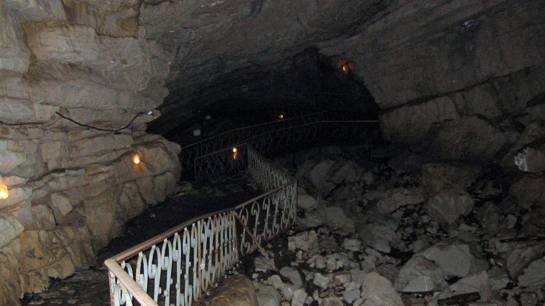 Воронцовские пещеры в Туапсе