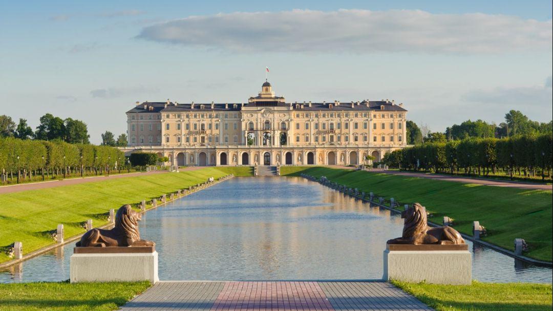 Константиновский дворец (Большой Стрельнинский дворец) в Санкт-Петербурге