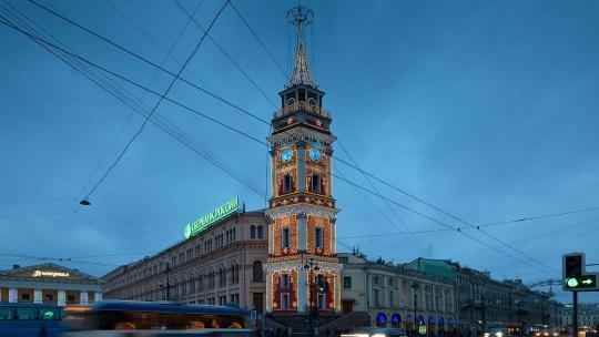 Здание городской думы (Санкт-Петербург) в Санкт-Петербурге