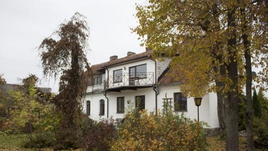 Старая немецкая школа Вальдвинкель по Калининграду