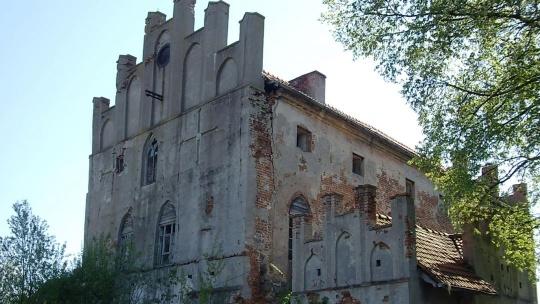 Замок Георгенбург по Калининграду