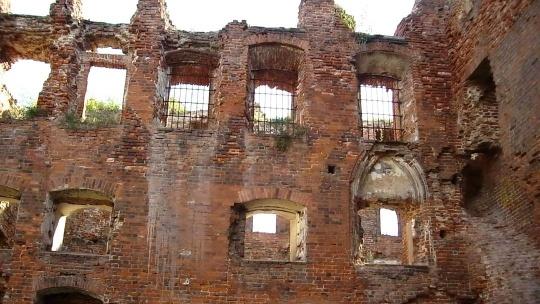 Замок Рагнит по Калининграду