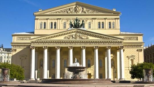 Большой театр по Москве