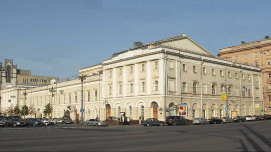 Малый театр по Москве