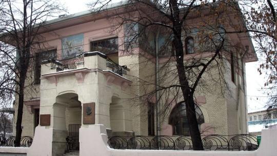 Особняк С. П. Рябушинского по Москве