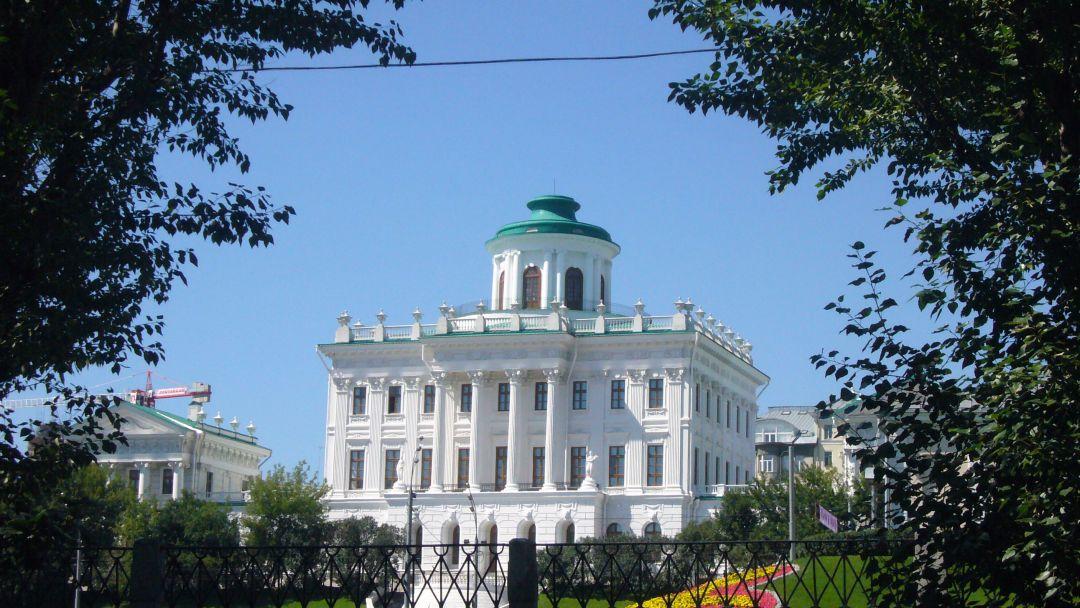 Пашков дом по Москве