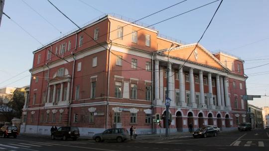 Дворец графа Мусина-Пушкина по Москве