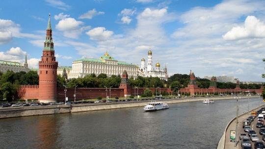Москва-река по Москве