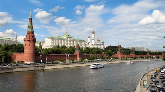 Москва-река в Москве