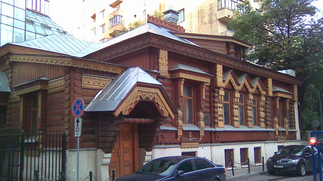 Дом Пороховщикова по Москве