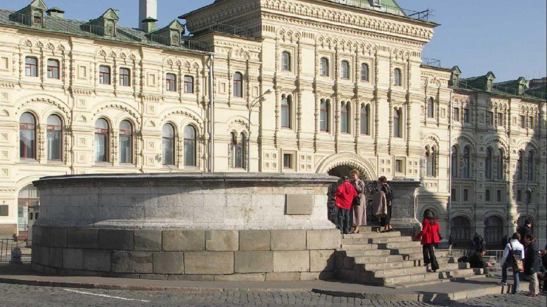 Лобное место по Москве