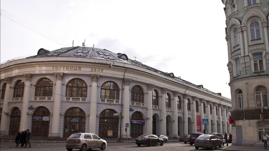 Биржевая площадь по Москве