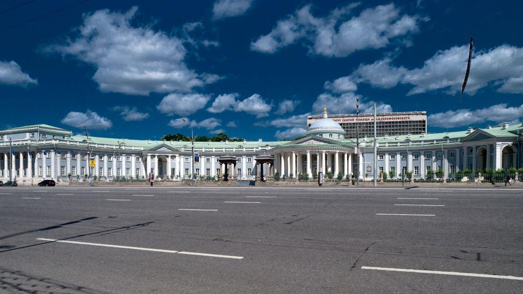 Странноприимный дом по Москве