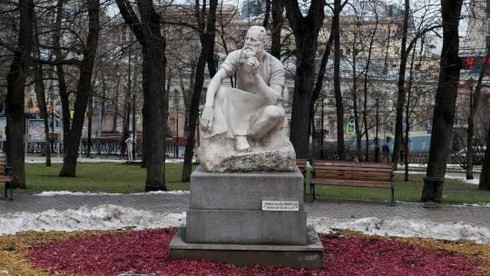 Сезонник по Москве
