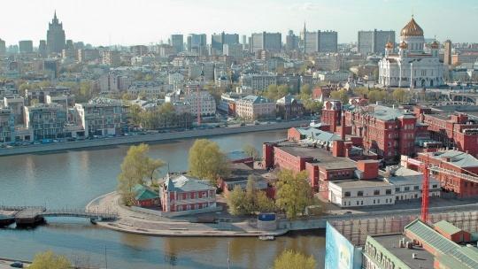 Замоскворечье по Москве
