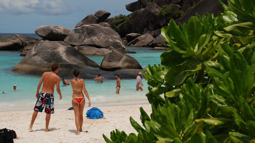 Симиланские острова на один день - фото 2