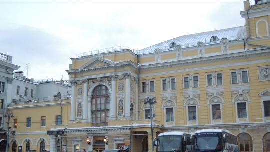 Театр Шелапутина по Москве