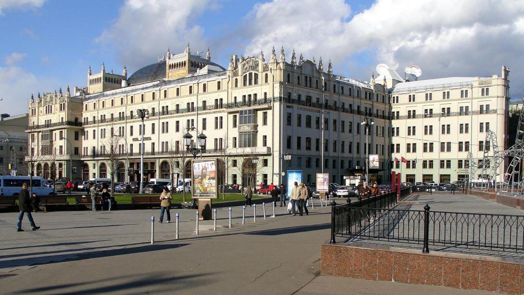 Метрополь (гостиница, Москва) по Москве