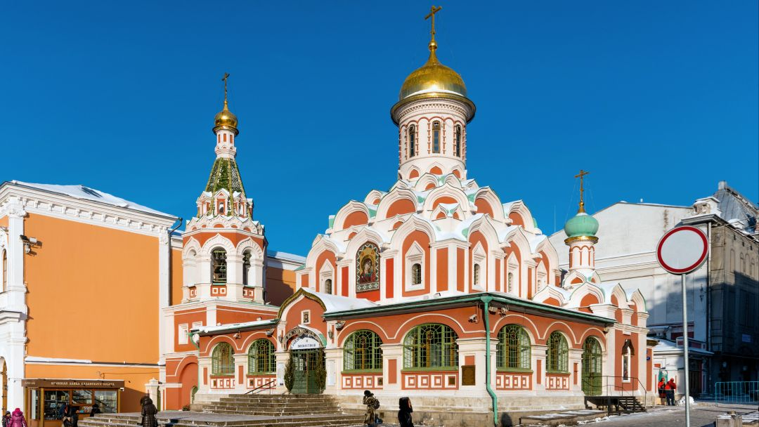Казанский собор (Москва) по Москве