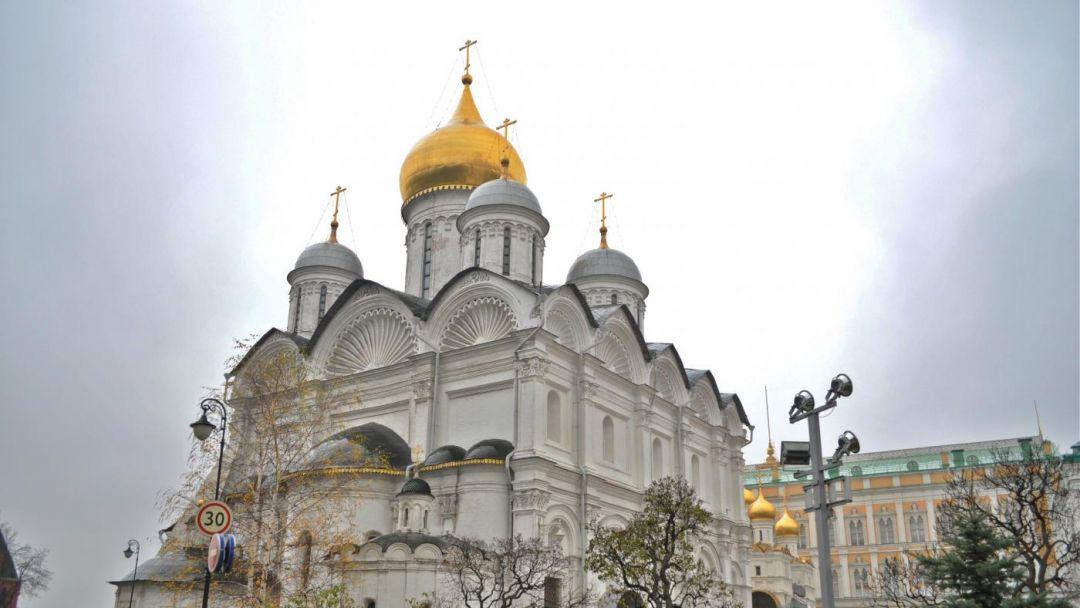 Архангельский собор по Москве
