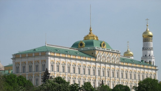 Большой Кремлёвский дворец в Москве