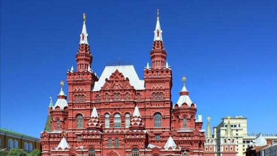 Государственный исторический музей по Москве