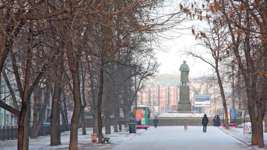 Бульварное кольцо (Москва) по Москве