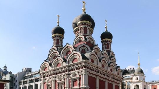 Храм Великомученика Георгия Победоносца в Ендове по Москве