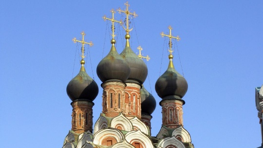 Церковь Николая Чудотворца на Болвановке по Москве
