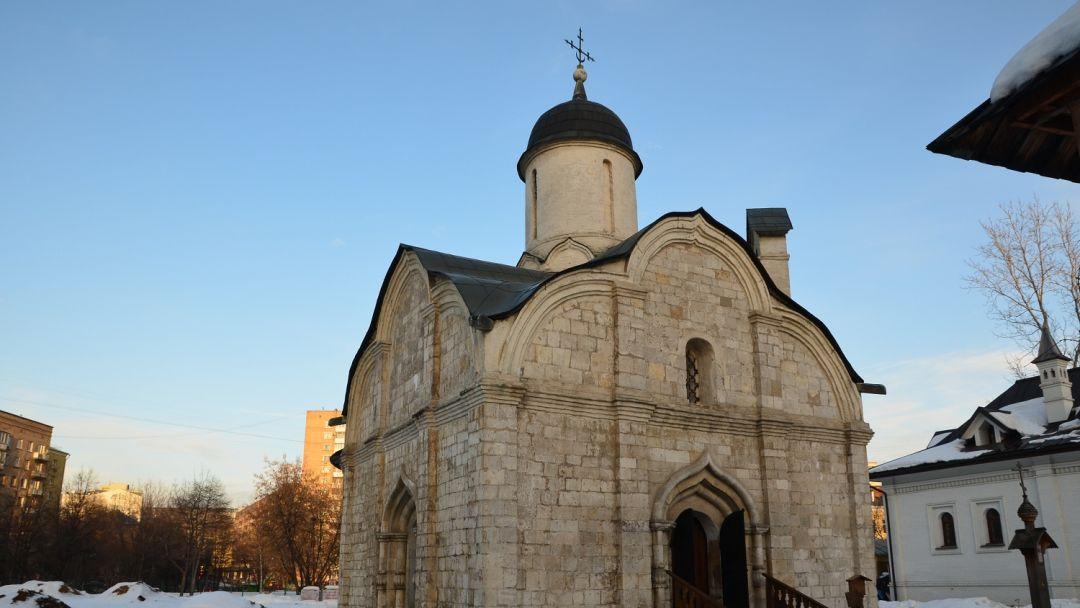 Церковь Трифона в Напрудном по Москве