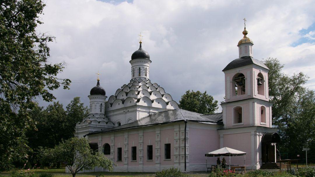 Церковь Филиппа Митрополита в Мещанской слободе по Москве